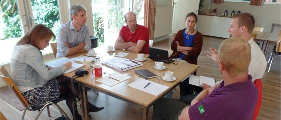 NIOO en Watersnip werken samen in project voor polder Oukoop