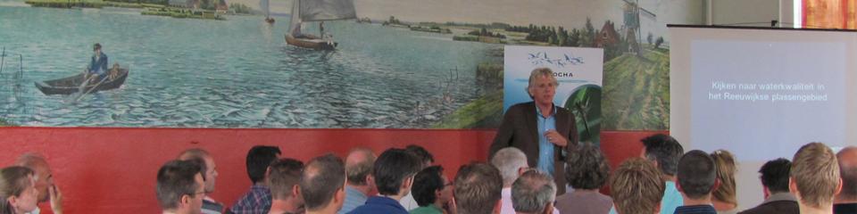 Netwerk natuurprofessionals in het Reeuwijkse Plassengebied