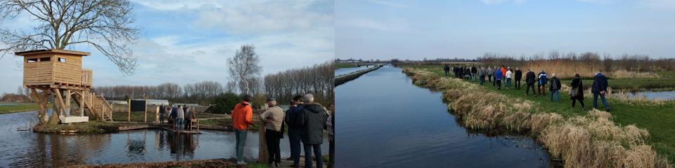 Wandelroute Otweg in Polder Bloemendaal geopend!