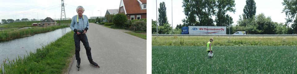 Ecologische ondersteuning aanleg tracé 25-KV-leiding