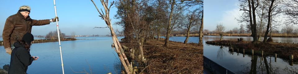 Watersnip maakt startnota herstel eilanden Ravensberg